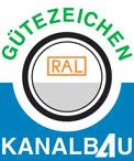 RAL-Kanalbau ist unser Siegel
